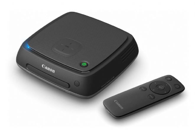 Canon CS100 Connect Station 1TB Storage NFC and Wi-Fi